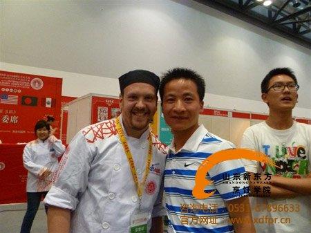 新东方烹饪教育就业之星--安朝明