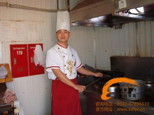 中餐操作间