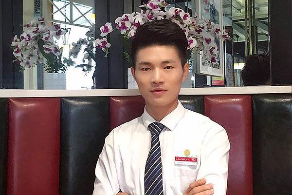 <b>山东新东方优秀学子代表访谈录—付志超</b>