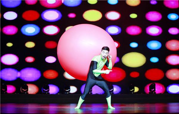 气球互动演出《气球秀》-李梓豪