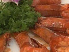 李宗海鲁菜:靠大虾-山东新东方烹饪