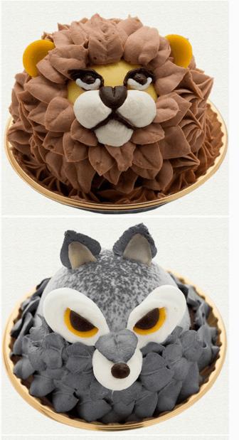 重口味蛋糕来袭 神奇的动物在哪里