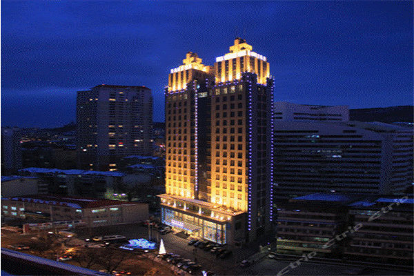 <b>山东新东方合作单位—烟台百纳瑞汀酒店</b>