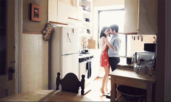 如果你嫁给一个会做饭的男人,结