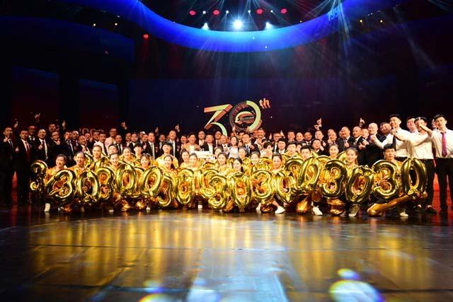 30周年庆典-晚会