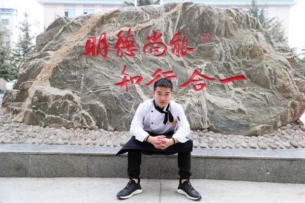 <b>【新生故事】张振蕾:从一所职业学校转学山东新东方,关于原因,他这样说......</b>