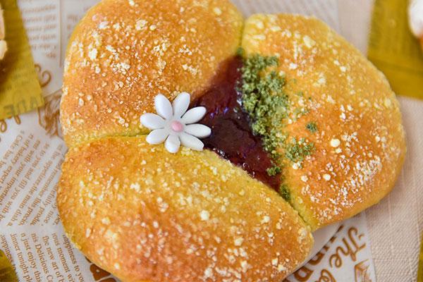烘焙作品-甜面包