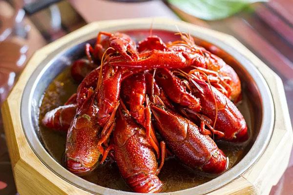 特色小吃-小龙虾作品