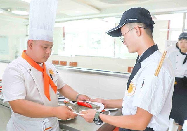 酒店餐饮管理实训课(一)