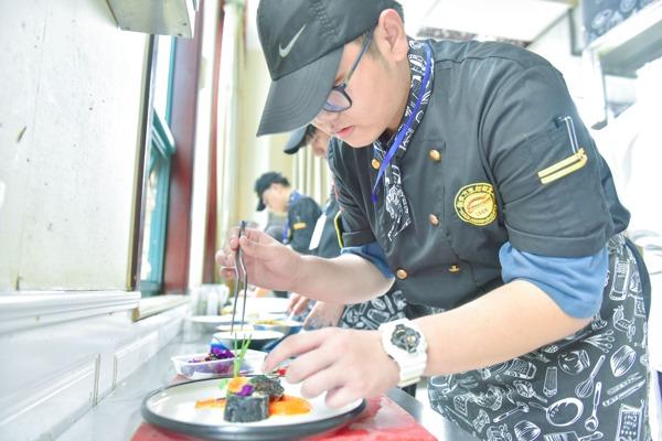 2020年新东方烹饪大赛山东赛区