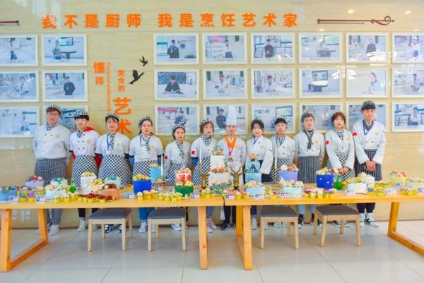 2021年选厨师学校