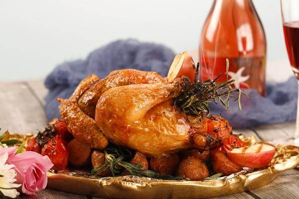 法式香草烤鸡
