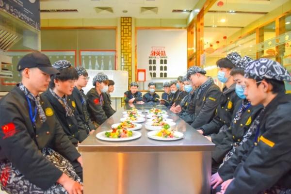 <b>【学习动态】聚焦山东新东方2021级西餐课堂,这样的课堂你喜欢吗?</b>