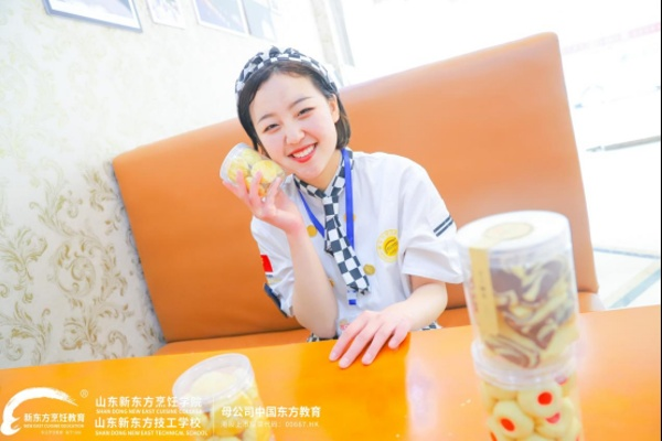 <b>【新生故事】邵华:初中毕业学西点,这次找到了努力的方向!</b>